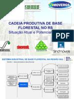 Cadeia Produtiva de Base Florestal Do RS