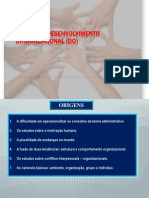TeoriaDesenvOrganizacional - CORRIGIDO