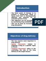Sustained Release Drug Formulation