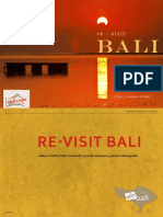 Re - Visit BALI