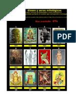 Dioses y Seres Mitológicos