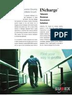 Subex INcharge Brochure