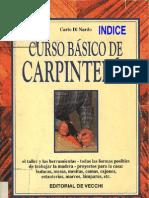 Curso básico de Carpinteria, Di Nardo, C