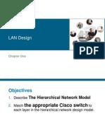 Chapter 1 LAN Design(1)