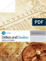 Drillers and Dealers November 2011