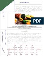 Biología V - Tabla de Biomoléculas