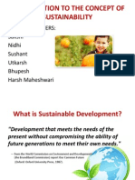 Sustainability PPT