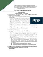 Programación 190 años Cementerio Patrimonial de Mérida
