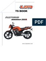 Fastwind Monoshock 200 Picture Book 2010