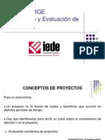 Presentacion Video Evaluacion de Proyectos U1