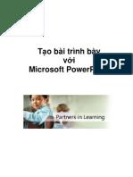 Giao Trinh Power Point 2003
