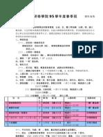 正覺佛教研修學院95學年度春季班           招生公告