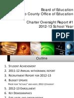Fortune Charter School Report
