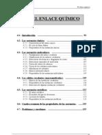 Quimica4 El Enlace Químico