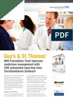 ChristianSteven  Guys St Thomas's Case Study for CRD