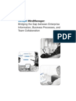Mindjet Enterprise White Paper