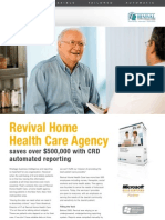 ChristianSteven Revival  Case Study for CRD
