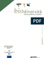 Biodiversita come parlarne a scuola