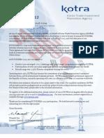 Invitation Letter__General Mailing- BUY KOREA 2012