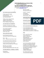 Umbanda - Pontos - Letras de Pontos de Xangô - Casa de Caridade Oxalá e Yemanjá