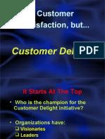 Customer Delight