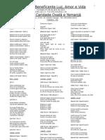 Umbanda - Pontos - Letras de Pontos Do CD Pontos de Umbanda