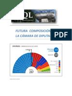 Camara de Diputados 2012
