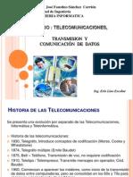 CONCEPTOS BASICOS TELECOMUNICACIONESppt