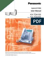 KXTDA100
