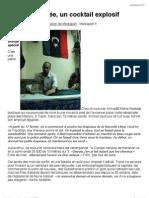La Libye libérée, un cocktail explosif