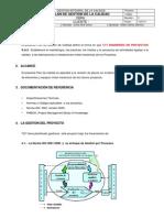 Plan de Gestion de Calidad Uni-2011-1