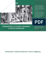 Patrimonio Cultural Imaterial e Povos Indigenas