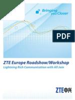 ZTE Europe Roadshow