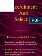 7 Recruitment and Selection[1]