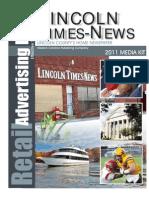 2011 Media Kit - Complete