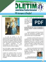 Boletim Internacional da JMV - Outubro 2011