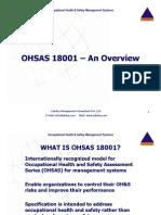 OHSAS Awareness Presentation