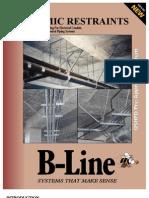 Cooper B-Line Seismic Restraints OPA-0114