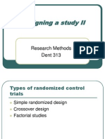 lecture 5 & 6 (slides) Research design II