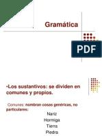 Gramática para séptimo básico