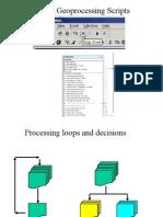 Geoprocessing Scripts