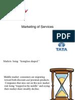 Tata Sky - Marketing of Services