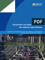 Desarrollo con bajas emisiones de carbono para México