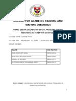 Group Assignment (Wednesday -11.00 Am--2.00 Pm - Bt2 Spks)