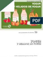 Yogur y Helados de Yogur