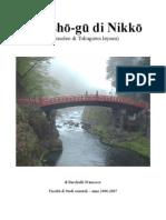 Il Toshogu Di Nikko