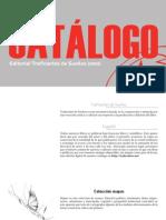 catalogo2010traficantes de sueños