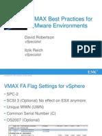 Vmware Vmax Webcast BP