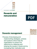 13 Rewards and Remuneration