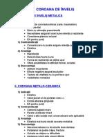 coroana metalica metaloceramica